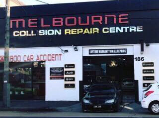Melbourne Collision Repair Centre - Collingwood