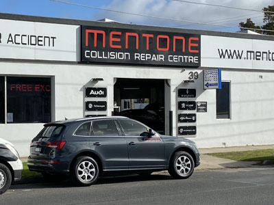 Melbourne Collision Repair Centre - Mentone